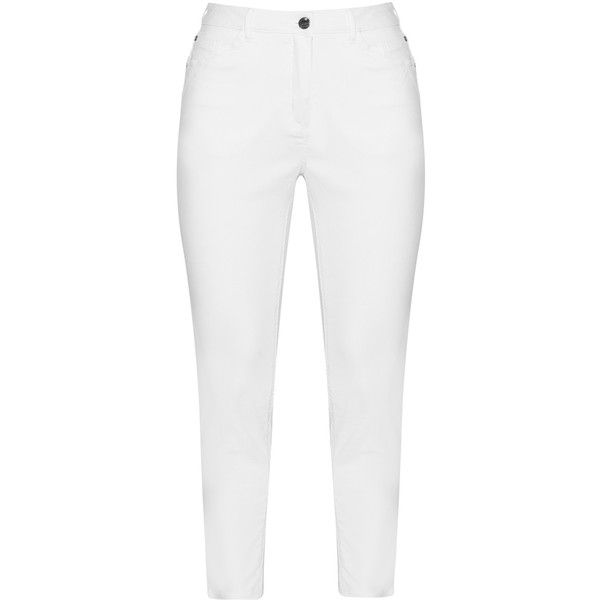 17 Best ideas about White High Waisted Jeans on Pinterest | High