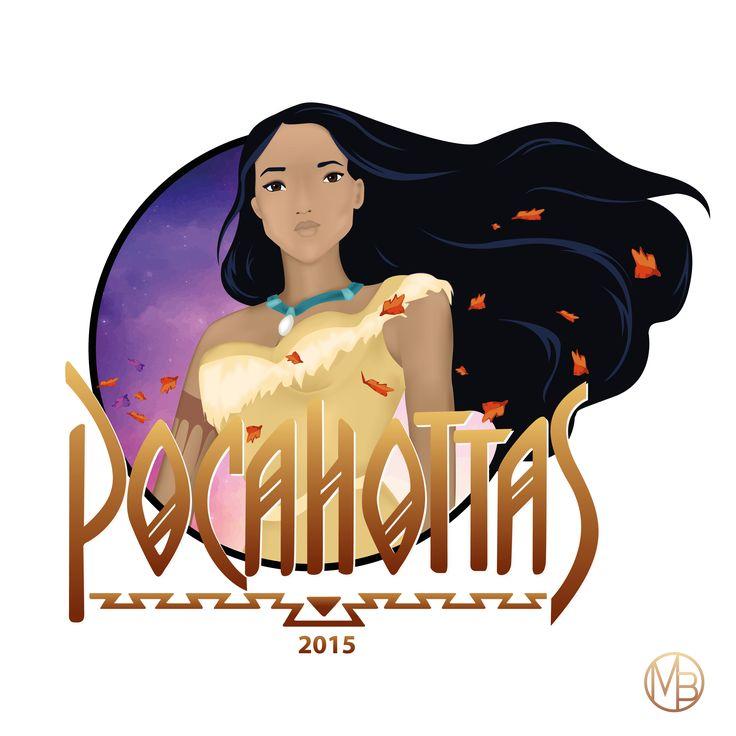 Russelogo for Pocahottas 2015!  Ute etter russelogo? Ta kontakt: https://www.facebook.com/mbrusselogo