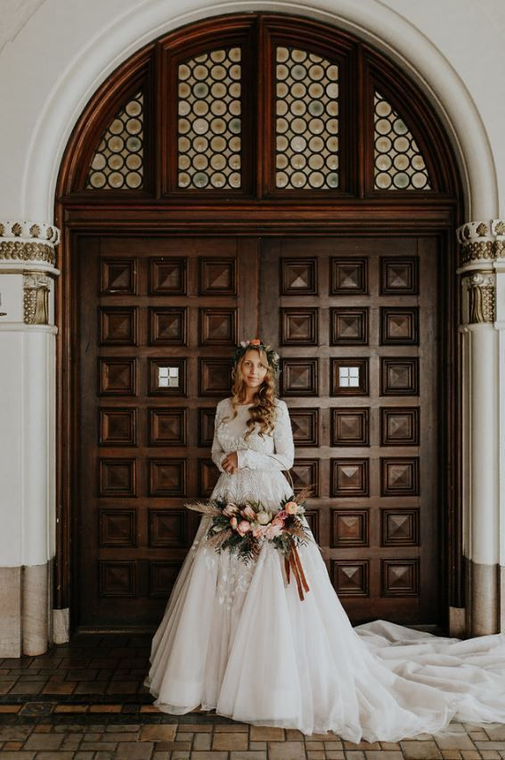 A Fuller Life II :: Bridal Photos - She's Intentional