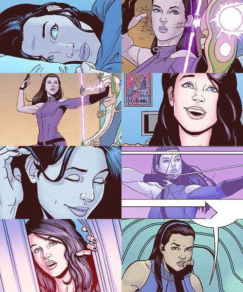 zubat: Kate Bishop as Hawkeye. - Visit to grab an amazing super hero shirt now on sale!