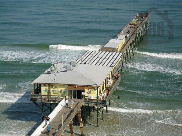 Dunlawton Pier, Port Orange, FL