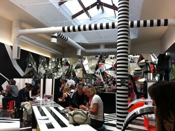 Restaurant @ Biennale