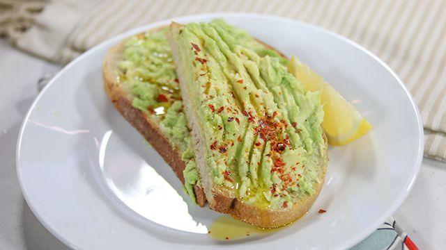 RECIPE: Avocado Toast #Healthy #Recipe