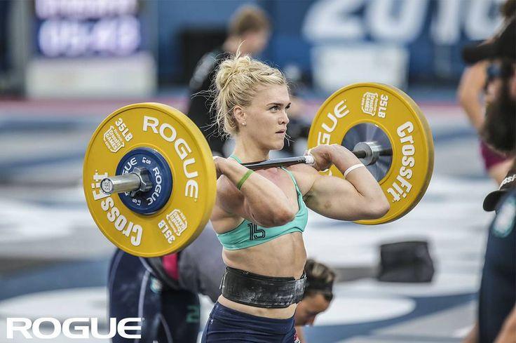 Katrin Davidsdottir: 2016 CrossFit Games Double DT 2