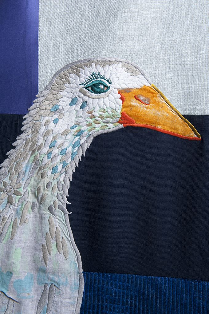 Best images about irish machine embroidery on