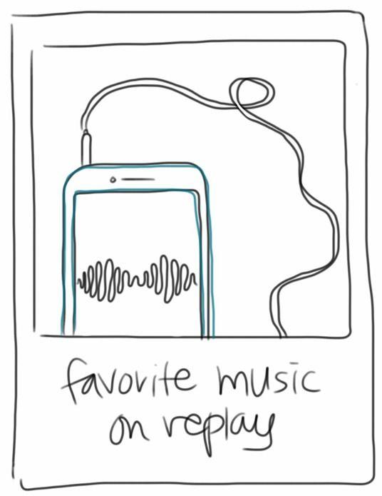 Arctic Monkeys // hipster // indie // alternative // music // grunge // doodle // just listen