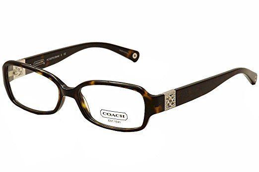 de68f345f44 Coach Women s HC6007B Eyeglasses Review