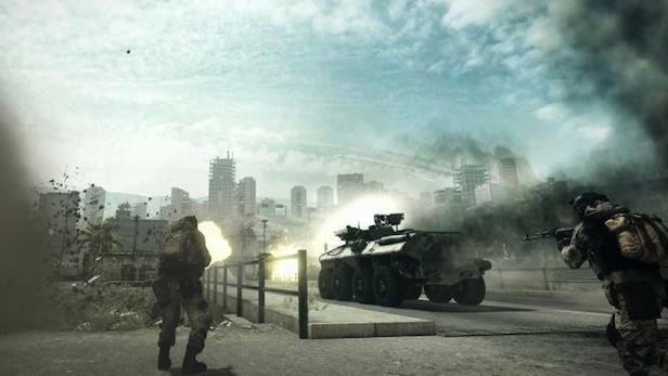 Battlefield 3 Premium Trailer Is Released