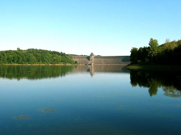 Möhnesee Talsperre Reservoir