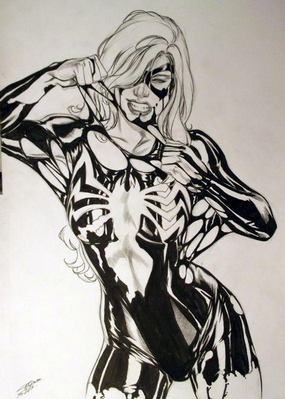 Black Cat/Venom