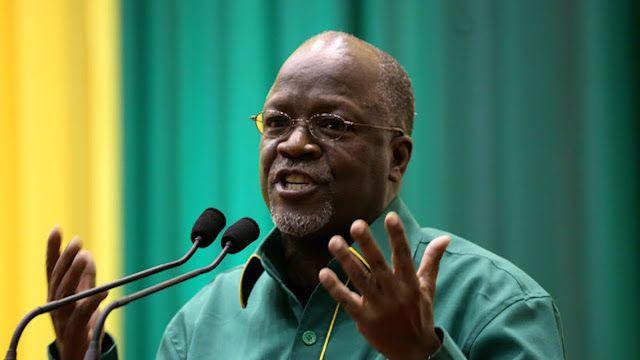 Tanzanian President John Magufuli Pardons A Child Rapists