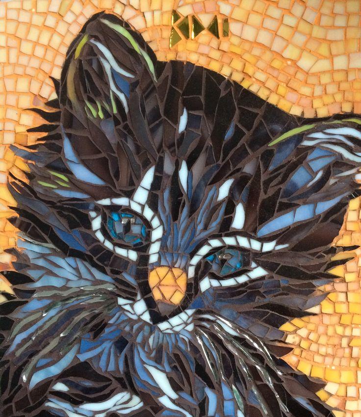 Idees Mosaiques Image : Meilleures idées à propos de verre en mosaïque sur