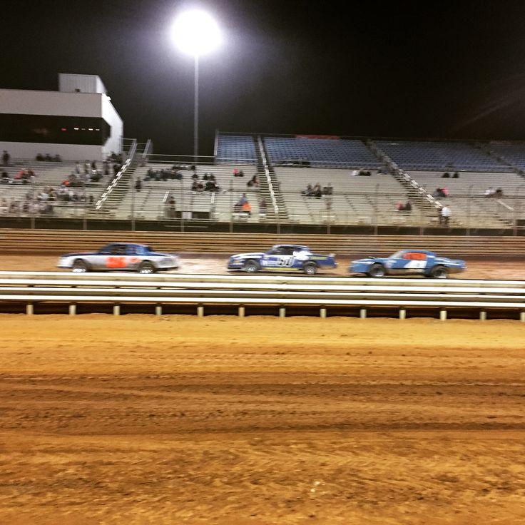 My sister racing at Virginia Motor Speedway!