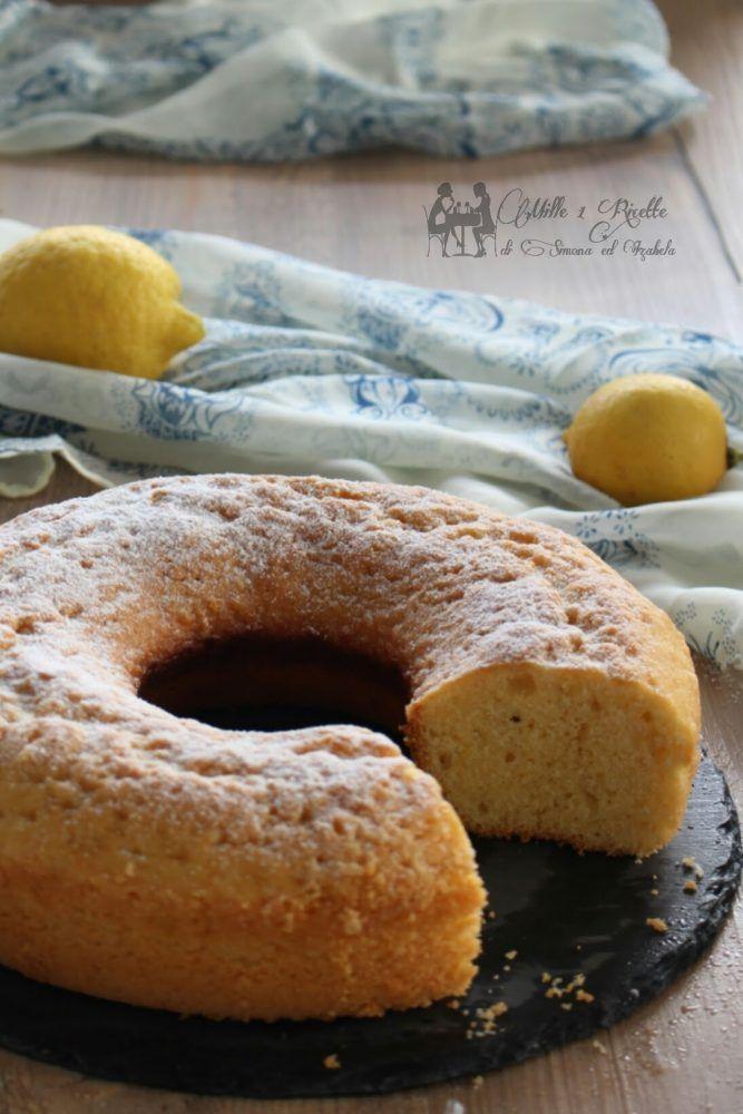 LaCiambella al limone senza latte e burro, Fornetto Versilia e non, è un dolce molto leggero e soprattutto che si può cucinare sul fornello a gas grazie a