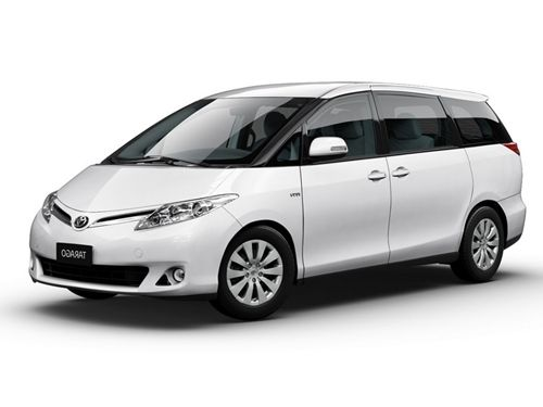 Toyota Previa is a car that used in economic as well as luxury use you can hire it fom Prox car rental and also rent luxurious cars.
