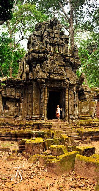 Liz... August 4, 2013 Siem Reap, Cambodia | Flickr - Photo Sharing!