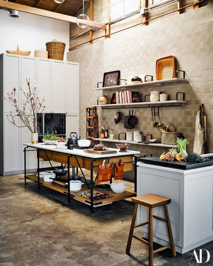 17 Ideas About Industrial Kitchen Island On Pinterest: 25+ Best Ideas About Modern Industrial On Pinterest