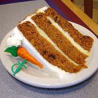 Jamaican Carrot Cake Recipe - Key Ingredient