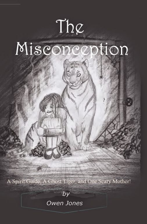 The Misconception The Megan Series, part one in the paranormal Megan Series