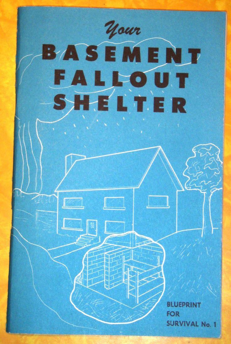 #Prepper - Your Basement Fallout Shelter - Blueprint for survival No.1 (PDF)