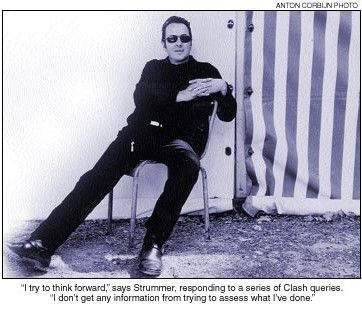 17 Best images about Joe Strummer In Memorium on Pinterest ...
