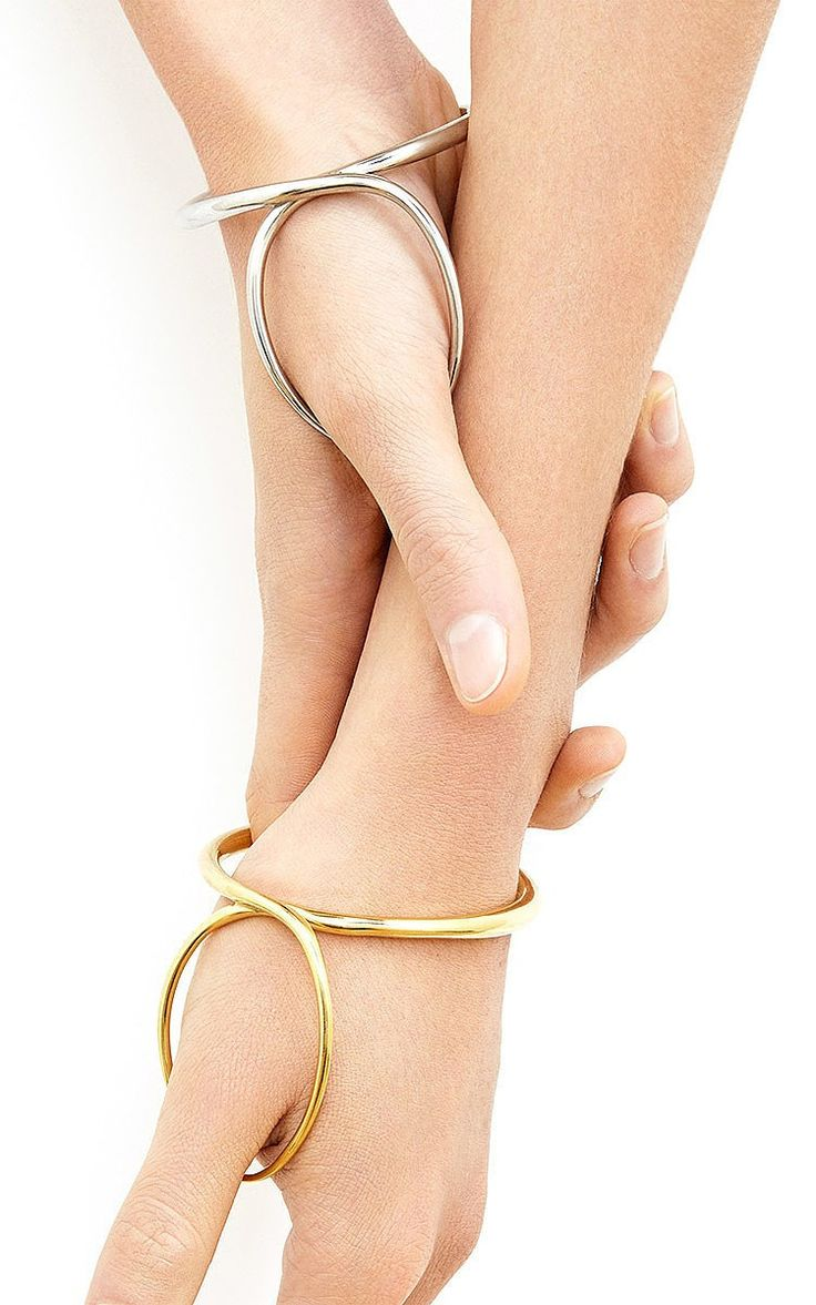 Bond Bracelet by Charlotte Chesnais for Preorder on Moda Operandi