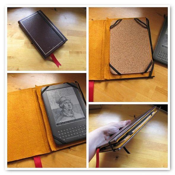 Kindle/Nook?IPAD case★ Homemade Present Ideas for Men & Women | DIY Craft Gift Tutorials ★
