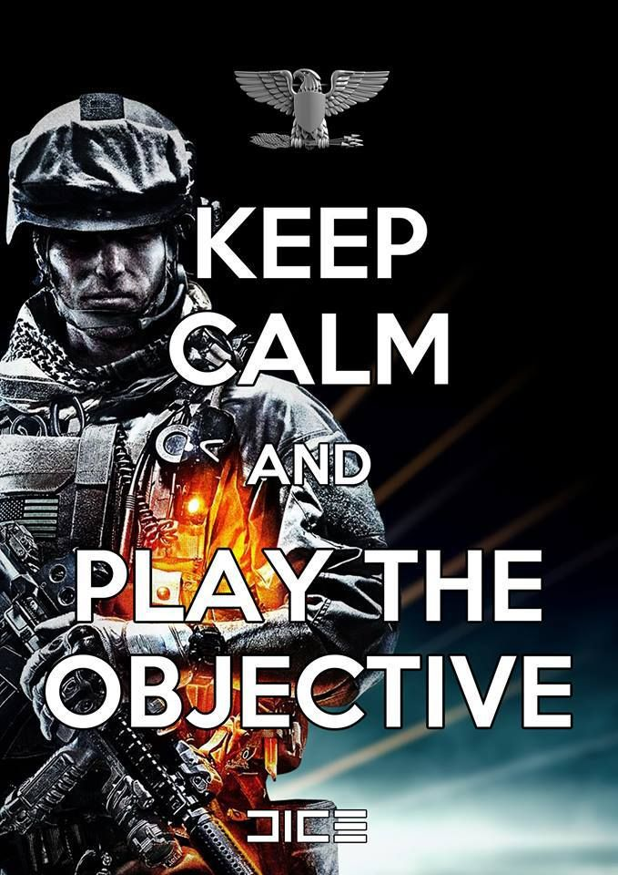 Things can get hectic on the Battlefield, but Reisz T has some solid advice. SHARE if this is your new Battlefield motto! ALSO - Secure your access to the exclusive Battlefield 4 beta when you pre-order Digital Deluxe: www.battlefield.c...