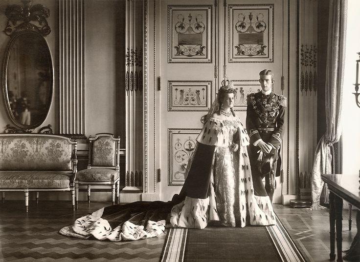 Maria Pavlovna av Ryssland - Sveriges Kungahus