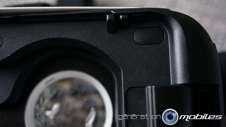 Test Samsung Gear VR, casque Réalité Virtuelle | Génération mobiles