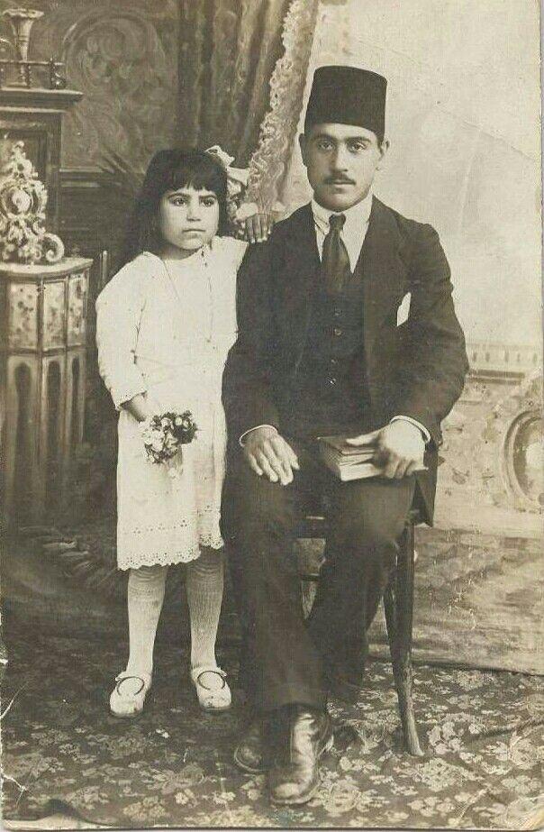 Türk Baba ve Kızı