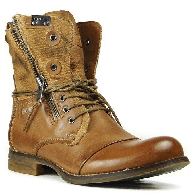 je cherche cette paire de chaussure bunker en 44