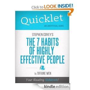 stephen covey 7 habits summary pdf