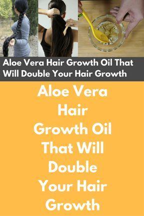how to make aloe vera shampoo for hair growth