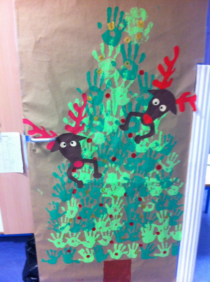 Christmas porte de classe pinterest porte de classe for Decoration porte classe noel