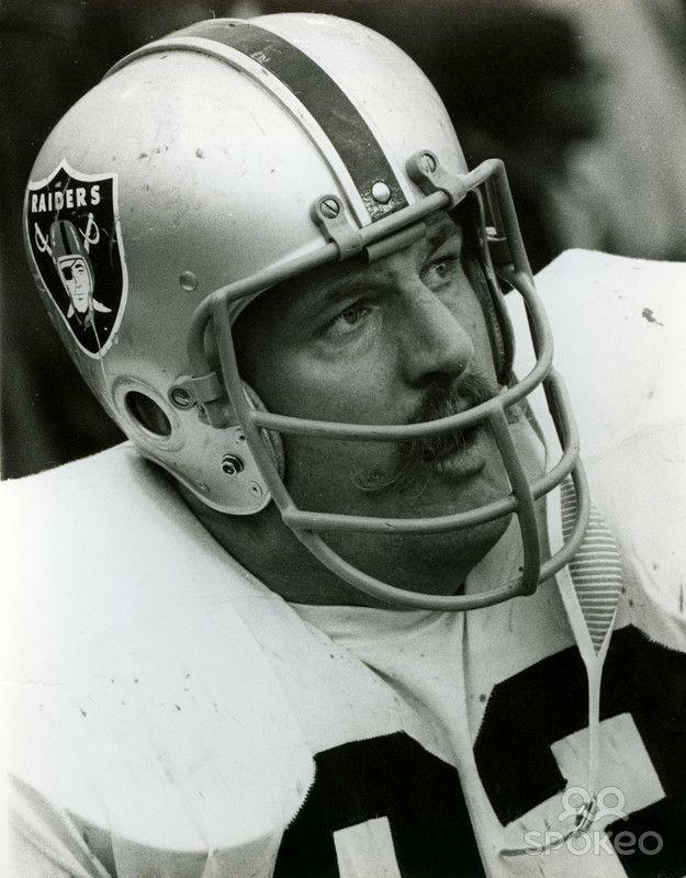 Ben Davidson, Oakland Raiders
