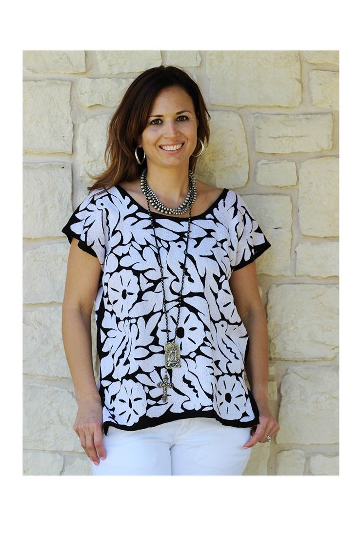 Mexican Womens Blouse 27