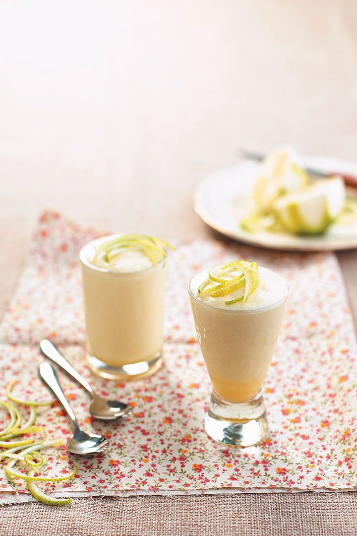 Step aside chocolate mousse… There's a new dessert in town. And it's not going away soon! Theselemon mousse pots are the new favourite kid on the block, and they are here to stay! Below we share the recipe to these post of deliciousness… Get ready to indulge in 3, 2, 1. Related Posts:White chocolate and fig mousseCheat's chocolate mousse with Swiss marshmallow meringueLitchi-mousse no-bake cheesecakeRaspberry ombré mousse with candyfloss'Friendly ghost' meringues in a…