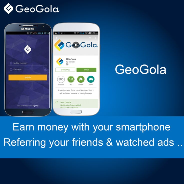 #Geogola #Free #Recharge Facility. #Watch Ads , #Refer ur Friends ,#Earn & #Recharge .....
