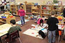 Montessori education - Wikipedia