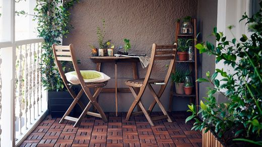 IKEA ~ ASKHOLMEN Table and Chairs ~ £45 ~