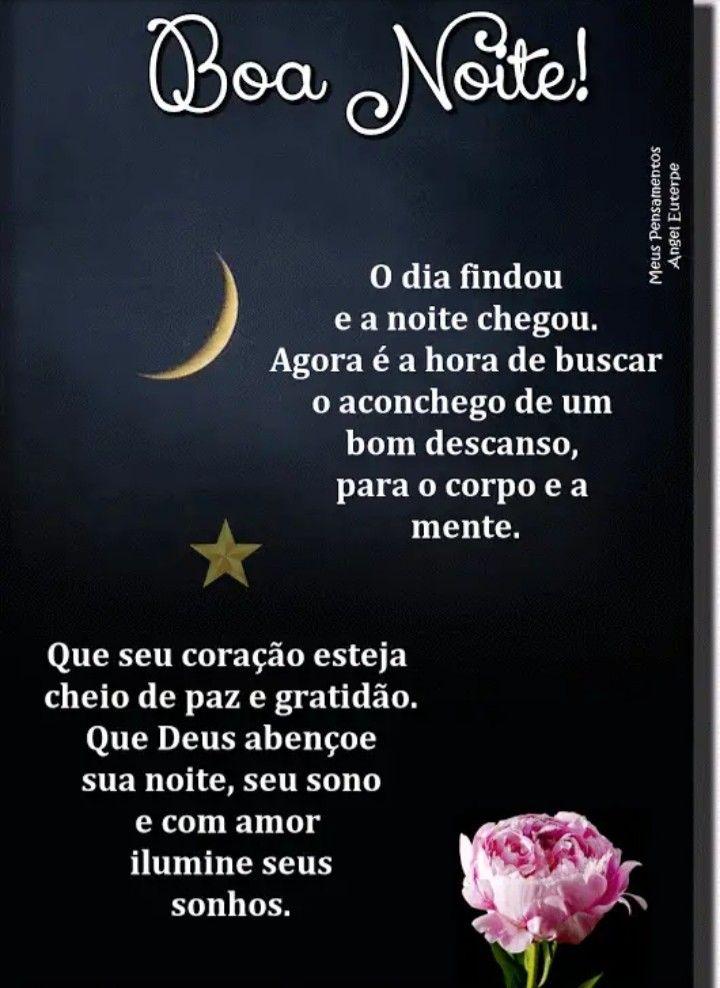 Boa Noite Amigos E Amigas Com Imagens Mensagem De Boa Noite