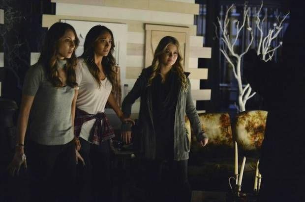 #PLL: ABC Family divulga dois promos do sexto ano da série
