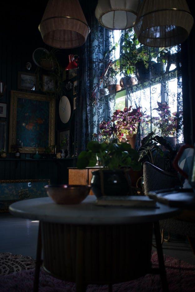 39 best Décorations sombres et mystérieuses images on Pinterest