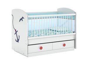 NewJoy. VIP-серии. Серия NAUTICA (НОВИНКА 2014) Мебель для малышей в морском стиле.