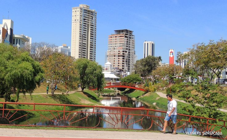 Parque Kasato Maru - Sorocaba SP.