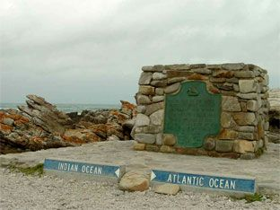 Southernmost Tip Of Africa - Cape Agulhas
