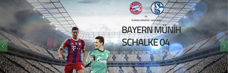 Bayern Munich - Schalke 04   Bugün Saat : 19:30  http://betend10.com