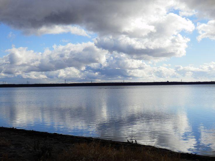 ウトナイ湖:苫小牧市