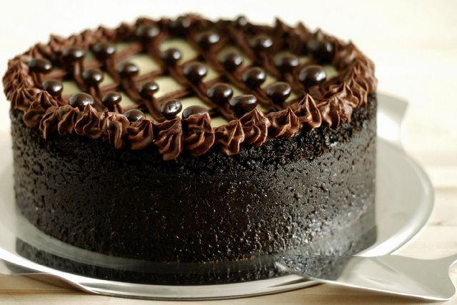 Cappuccino Fudge Cheesecake | Cheesecake | Pinterest